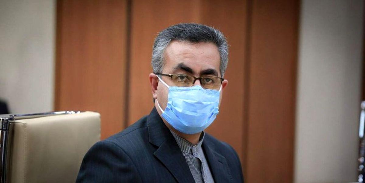 تنها ۹۲۰ هزار دز واکسن اسپوتنیک تحویل ایران شده است