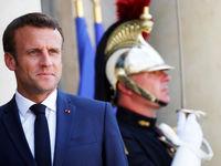 فرانسه: مکرون روز جمعه با ظریف دیدار میکند