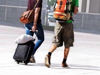 چمدان چرخدار برای سفر بهتر است یا کولهپشتی؟