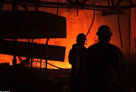 مصدومیت شدید 4شهروند بندرعباسی بر اثر انفجار
