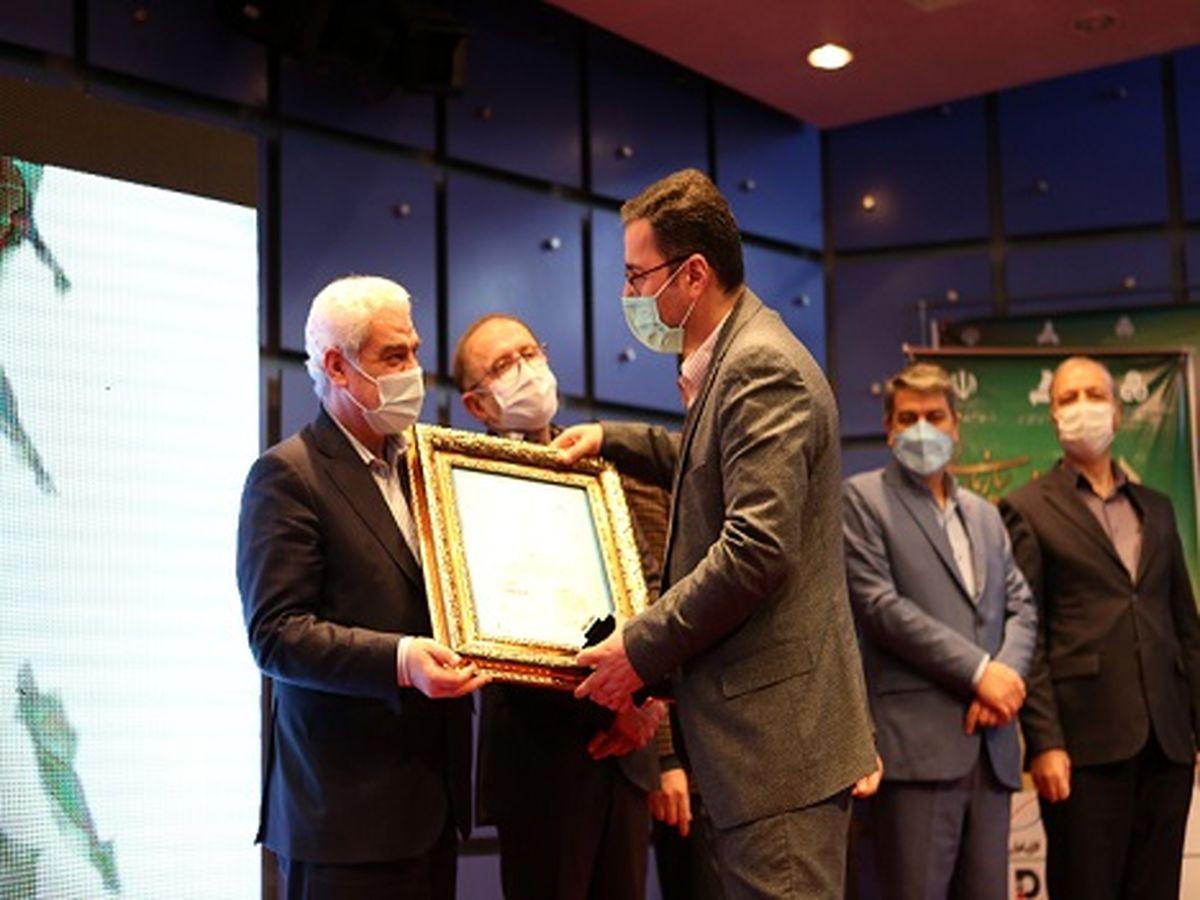 همراه اول برنده سطح تندیس جایزه ملی تعالی سازمانی سال۹۹
