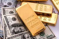 کاهش قیمت طلا و نقره همگام با بازارهای سهام/ واکنش فلز زرد به افزایش شاخص دلار آمریکا