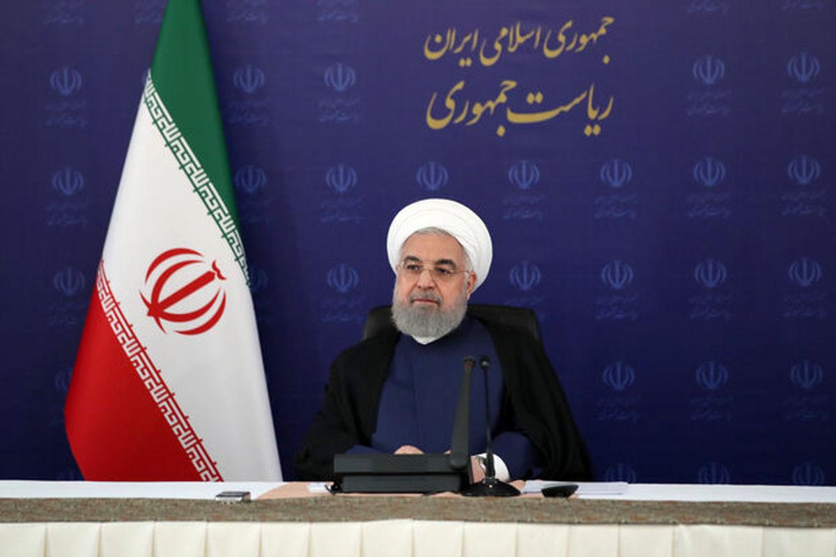 دفاع روحانی از آمار و ارقام بودجه۱۴۰۰/ کاهش سقف فروش نفت در بودجه اشتباه است