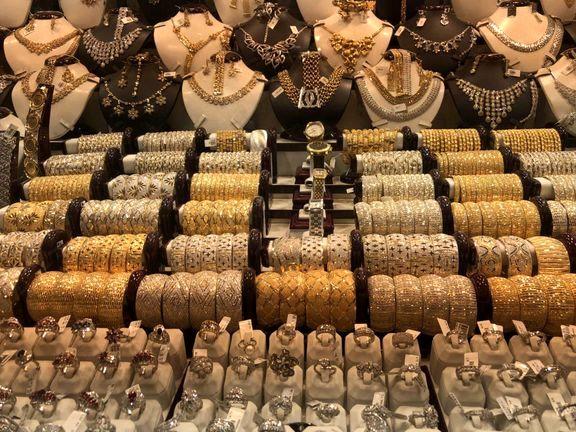 خرید مصنوعات طلا در بازار ۸۰ درصد کاهش یافت