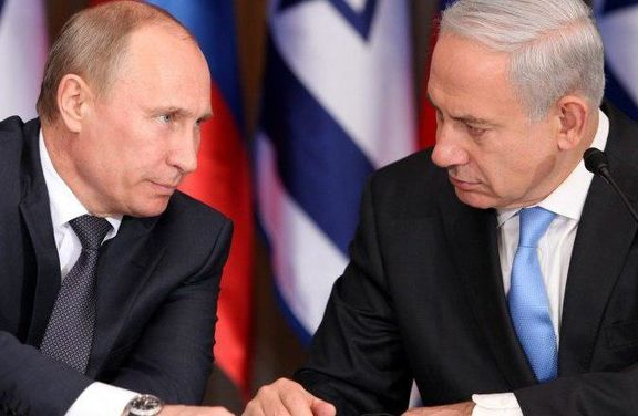 نتانیاهو با پوتین در مسکو دیدار کرد