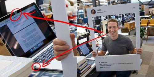 اقدامات امنیتی زاکربرگ برای لپ تاپش +عکس