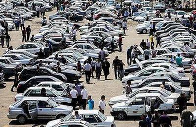 رونق معاملات در بازار خودرو