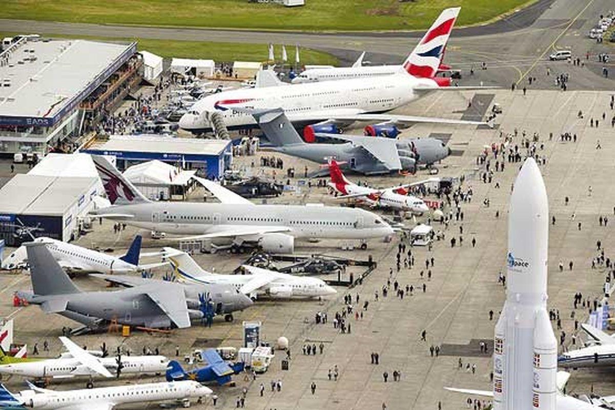 رکود دوباره صنعت هوایی با کرونای انگلیسی