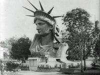مجسمه آزادی از آغاز تا امروز +تصاویر