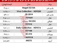 مظنه انواع سرخ کن در بازار تهران؟ +جدول