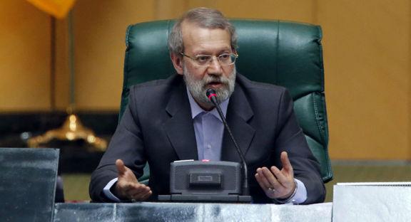 انتقاد لاریجانی از چند صدایی دولت درباره نرخ ارز