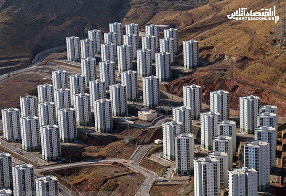 زمین طرح ملی مسکن در حال تأمین است