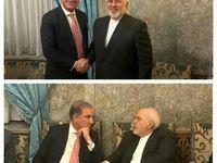 دیدار وزیران امور خارجه ایران و پاکستان
