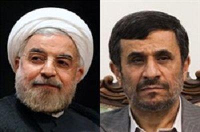 مناظره روحانیواحمدینژاد دردانشگاه تهران؟