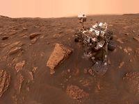 طوفان گسترده مریخ و ابهام در سرنوشت کاوشگر ناسا