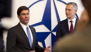 آمریکا به ناتو اعلام کرد دنبال جنگ با ایران نیست