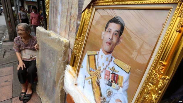 چرا پادشاه تایلند