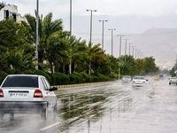 ادامه بارندگیها در جنوب کشور تا پنجشنبه