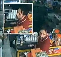 درخواست پلیس برای شناسایی زورگیر چاقوکش +عکس