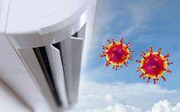 افزایش احتمال انتشار و انتقال ویروس کرونا با کولر گازی
