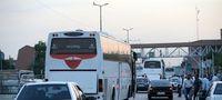 افزایش خروج و کاهش ورود وسایل نقلیه به استان تهران