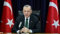 اردوغان: هرکس در منطقه بخواهد سنگی جابهجا کند باید از ترکیه اجازه بگیرد