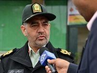 دستگیری عوامل آتشزدن بانکها و مغازههای تهرانپارس در بابلسر