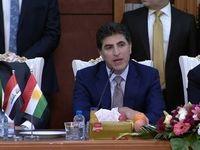 نیچروان از حمایتهای دایمی ایران از منطقه کردستان تقدیر کرد