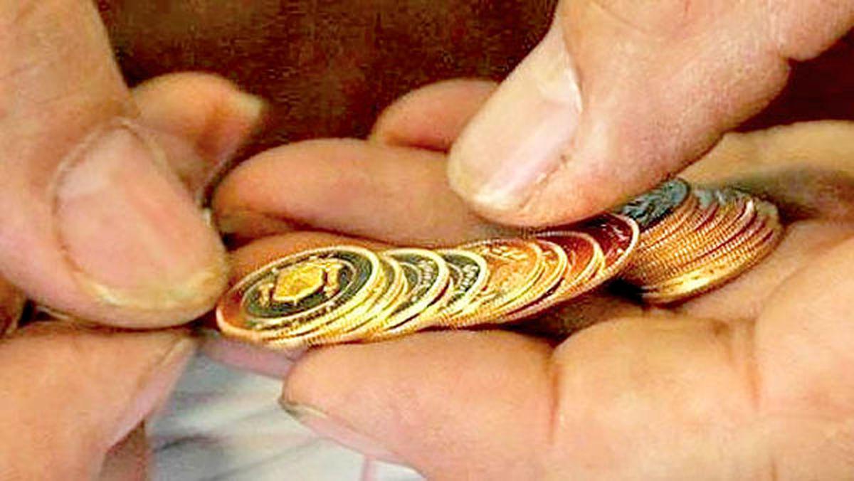 افزایش قیمت سکه در پایان روز