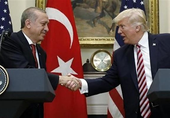 ترامپ و اردوغان هفته آینده در واشنگتن دیدار میکنند