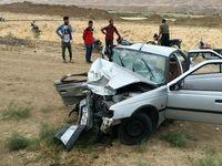 5کشته و مصدوم در سانحه رانندگی