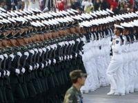 مراسم روز ملی خلق چین +فیلم