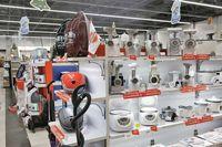 ظرفیت خوب تولید و صادرات در صنعت لوازم خانگی