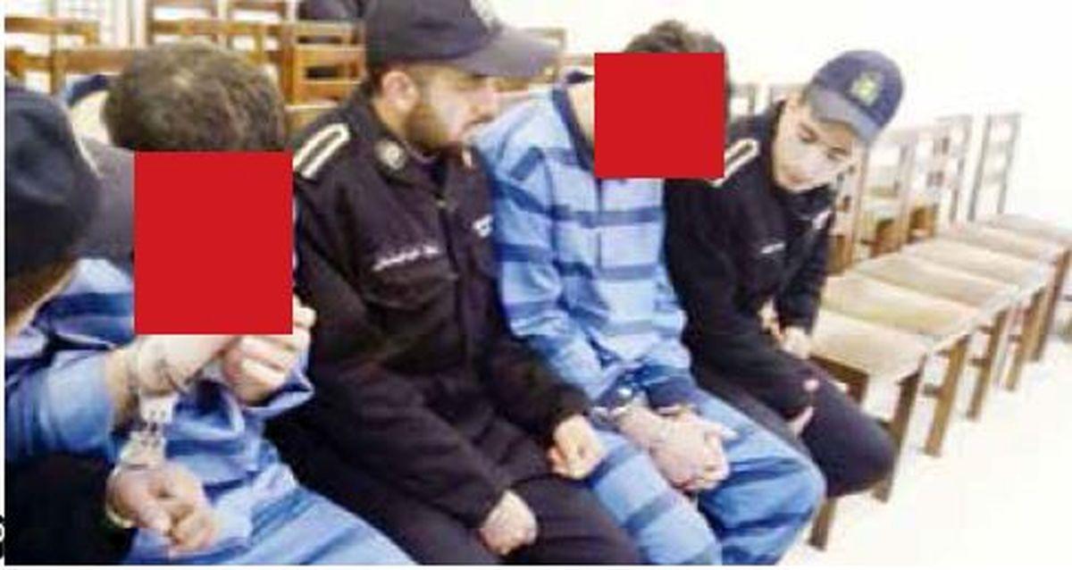 عاملان قتل پسر موبایل فروش به زودی محاکمه میشوند