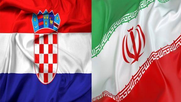 همکاری ایران و کرواسی برای مقابله با کرونا