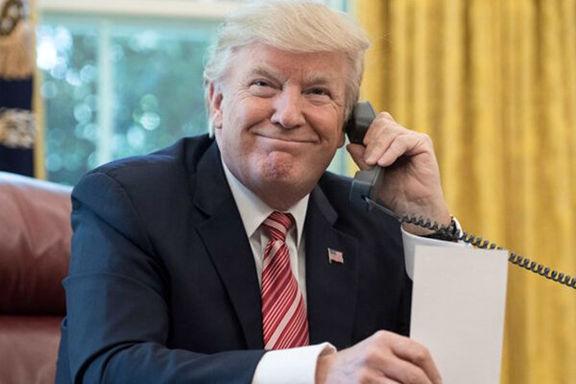 عقب نشینی ترامپ از اقدام علیه مواضع ایران
