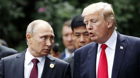مخفیکاری ترامپ در دیدار با پوتین