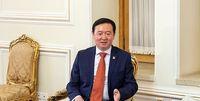 توئیت سفیر چین در تهران در پی شیوع ویروس کرونا