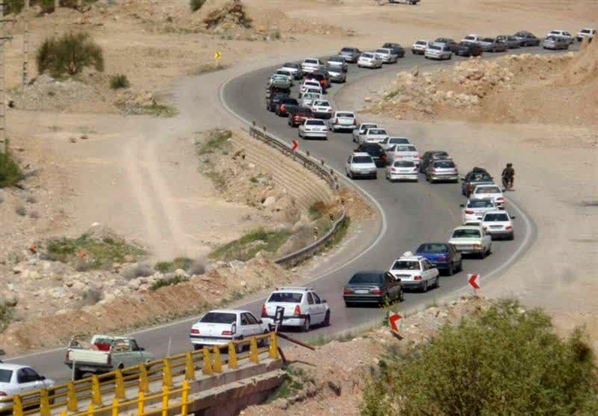 اعمال محدودیت ترافیکی در جادهها تا اول مهر