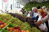 قیمت تولید زراعی،باغی و دامداری ۲۵.۶درصد گران شد/ شاخص قیمت تولید کننده ٤٥.٩درصد شد
