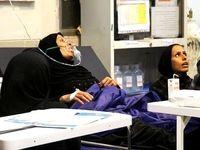 باران اهواز ۱۰۵ نفر را روانه بیمارستان کرد