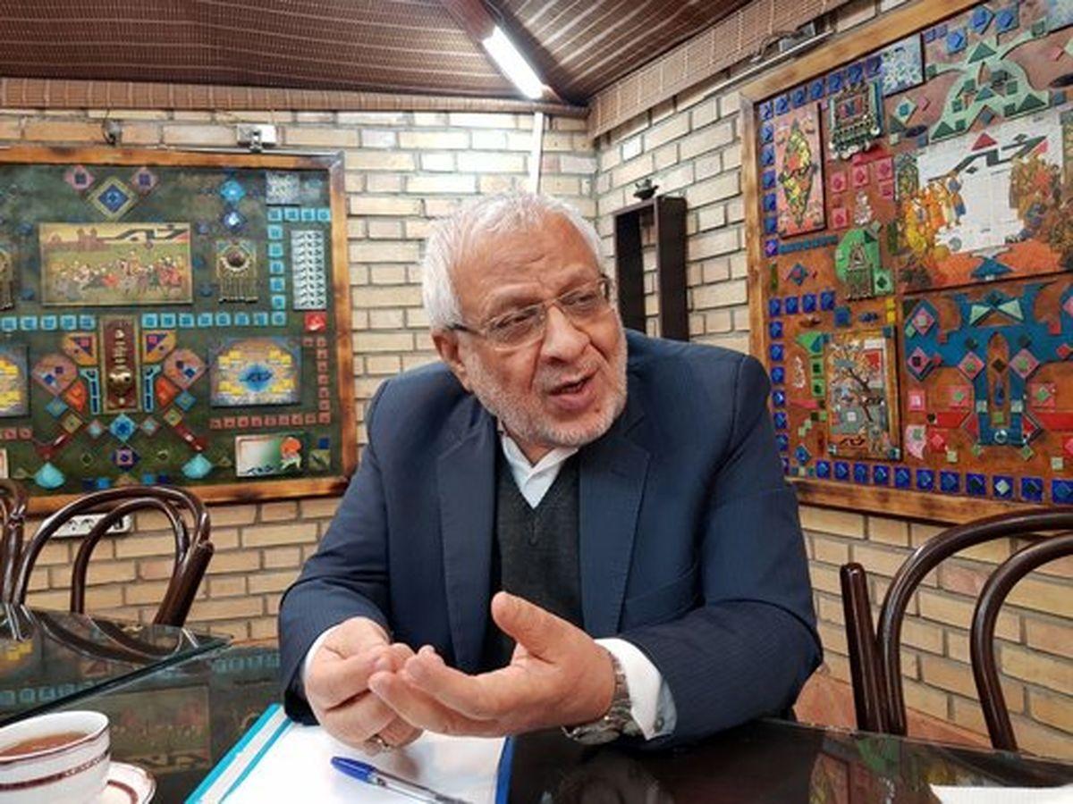 کنایه بادامچیان به کاندیداهای نظامی انتخابات ۱۴۰۰