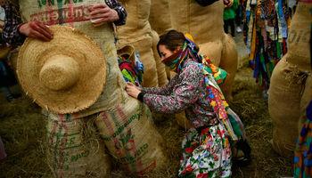 کارناوالهای سنتی شمال اسپانیا +تصاویر