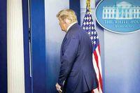 شایعه احتمال اقدام نظامی دولت ترامپ علیه ایران