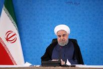 روحانی: باوجود تحریم وضعیت خوبی داریم