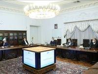 روحانی: ضرورت عرضه بیشتر سهام شرکتها و بنگاههای بزرگ در بورس/ فروش اموال و املاک مازاد دستگاهها ضروری است