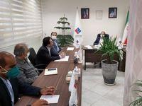 دیدار مدیرعامل با اعضای انجمن صنفی نمایندگان بیمه ملت