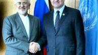 ظریف با رئیس مجمع عمومی سازمان ملل دیدار کرد
