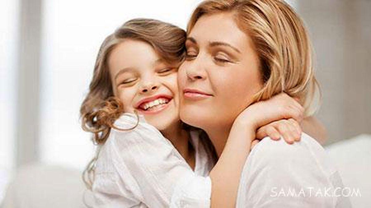 راههای همیشگی برای خوشحال کردن مادران