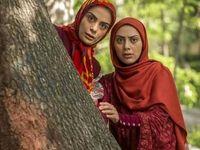خواهران بازیگر در کنار دوستانشان +عکس